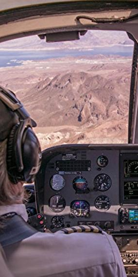 J'ai toujours rêvé de devenir pilote!