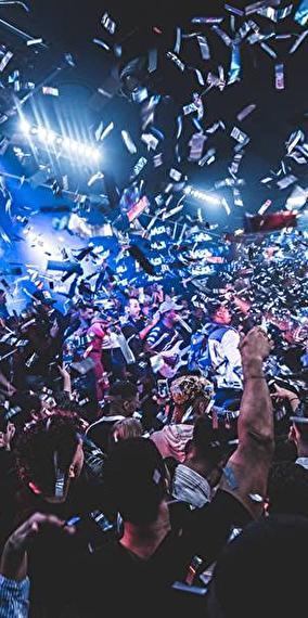 Clubbing le samedi!