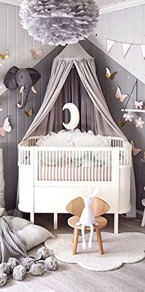 Create a cozy nest for your baby