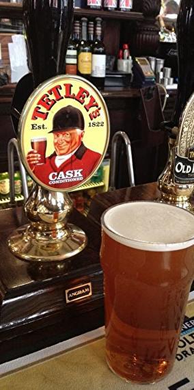 La bière à l'anglaise