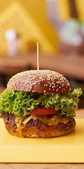 Super Burgers of everyday life