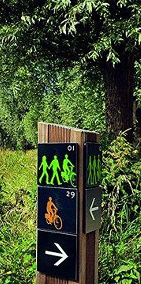 À pied ou à vélo ?