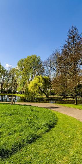 Un parc royal !