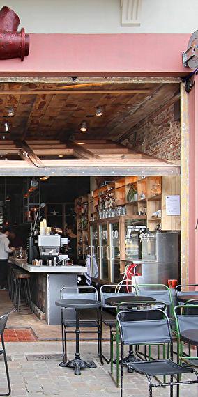 Bar de quartier