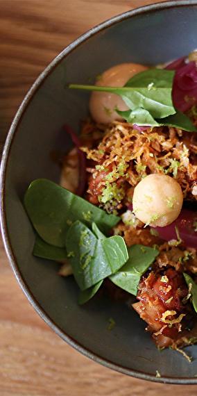 Gastronimic bowls