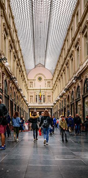 Bruxelles d'une autre vie
