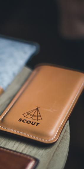 Scout one day, scout always!
