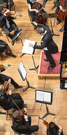 Mozart, Bach and company ...