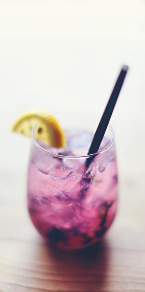 Des boissons à gogo