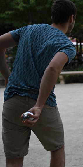 Esch Petanque Ball