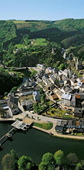Découvrir le Luxembourg - Gourmet & Relax Hôtel de la Sûre