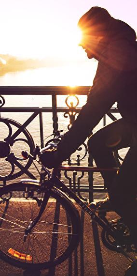 L'Europe y est née, piste cyclable de la Sarre