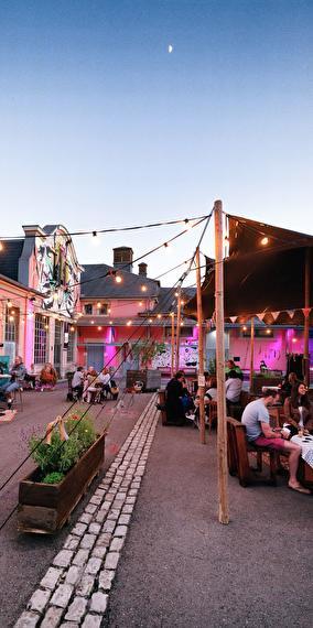 Le Kufa Summer Bar
