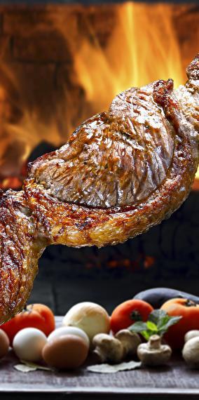 Barbecue brésilien