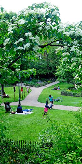 Le parc pour tous