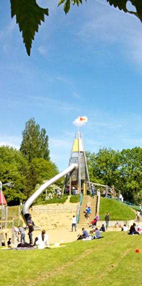 Jouer et Flâner au Parc de Merl