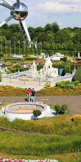 Mini Europe is giant!