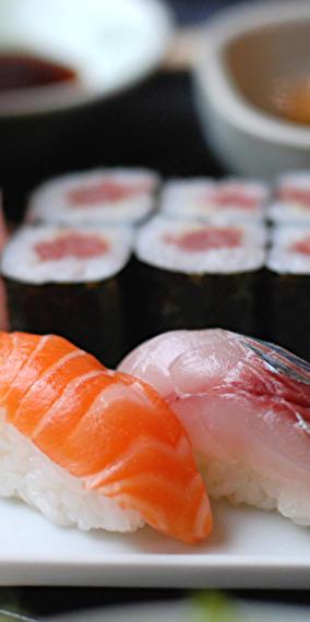 Lunch Japonais étoilé