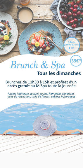 Brunch & Spa