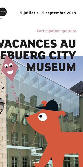 Vacances au musée 2019