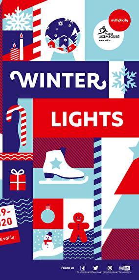 Winterlights - Marchés de Noël du Luxembourg
