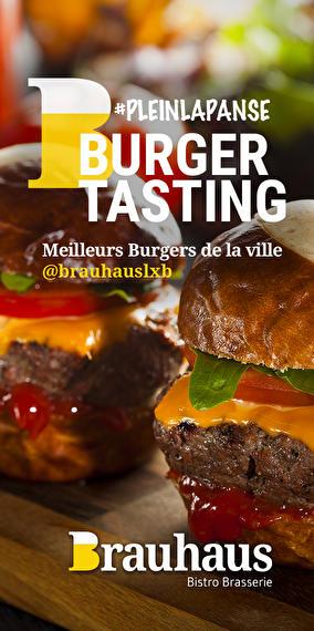 Burger Tasting