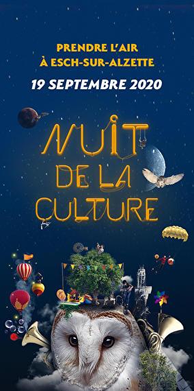Nuit de la culture 2020