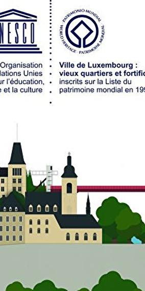 Conference: Ground estimates for the UNESCO Old Town of Luxembourg area