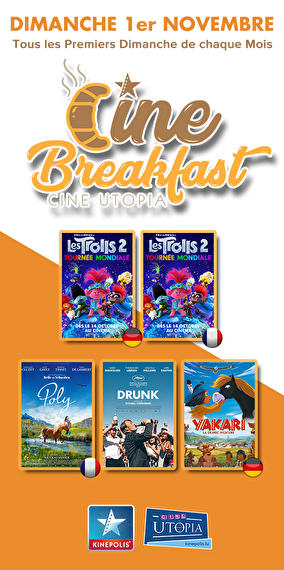 Ciné Breakfast
