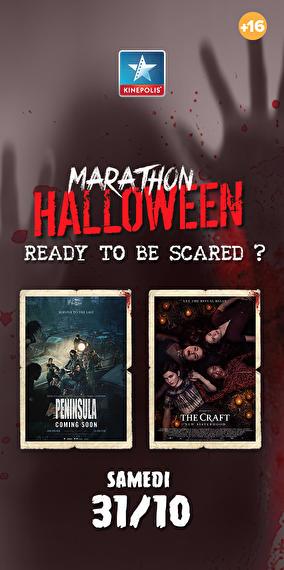 Marathon Halloween