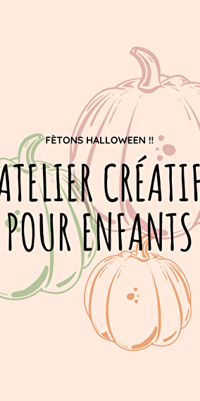 Atelier Halloween - Smart Baby Shop