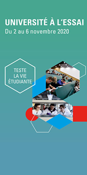 Tests a course at the University of Luxembourg