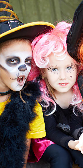 Halloween Beauty Event at Little Sparadise