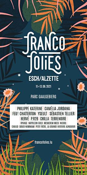 Les Francofolies Esch/Alzette 2021