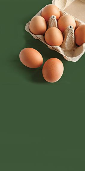 Je m'engage et j'offre un œuf
