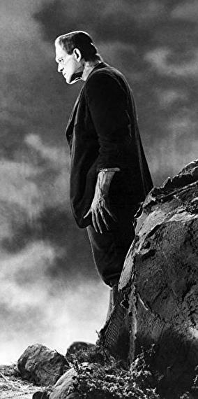 Frankenstein - Kino um Glacis