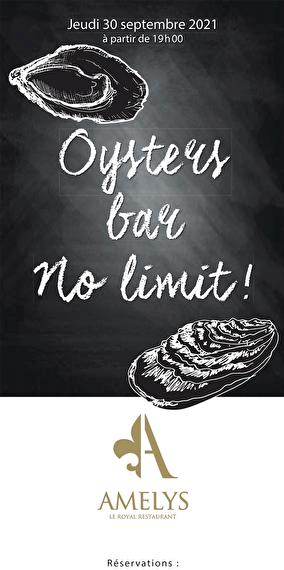 Bar à huîtres à volonté