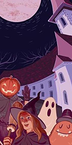 Portes ouvertes Spécial Halloween