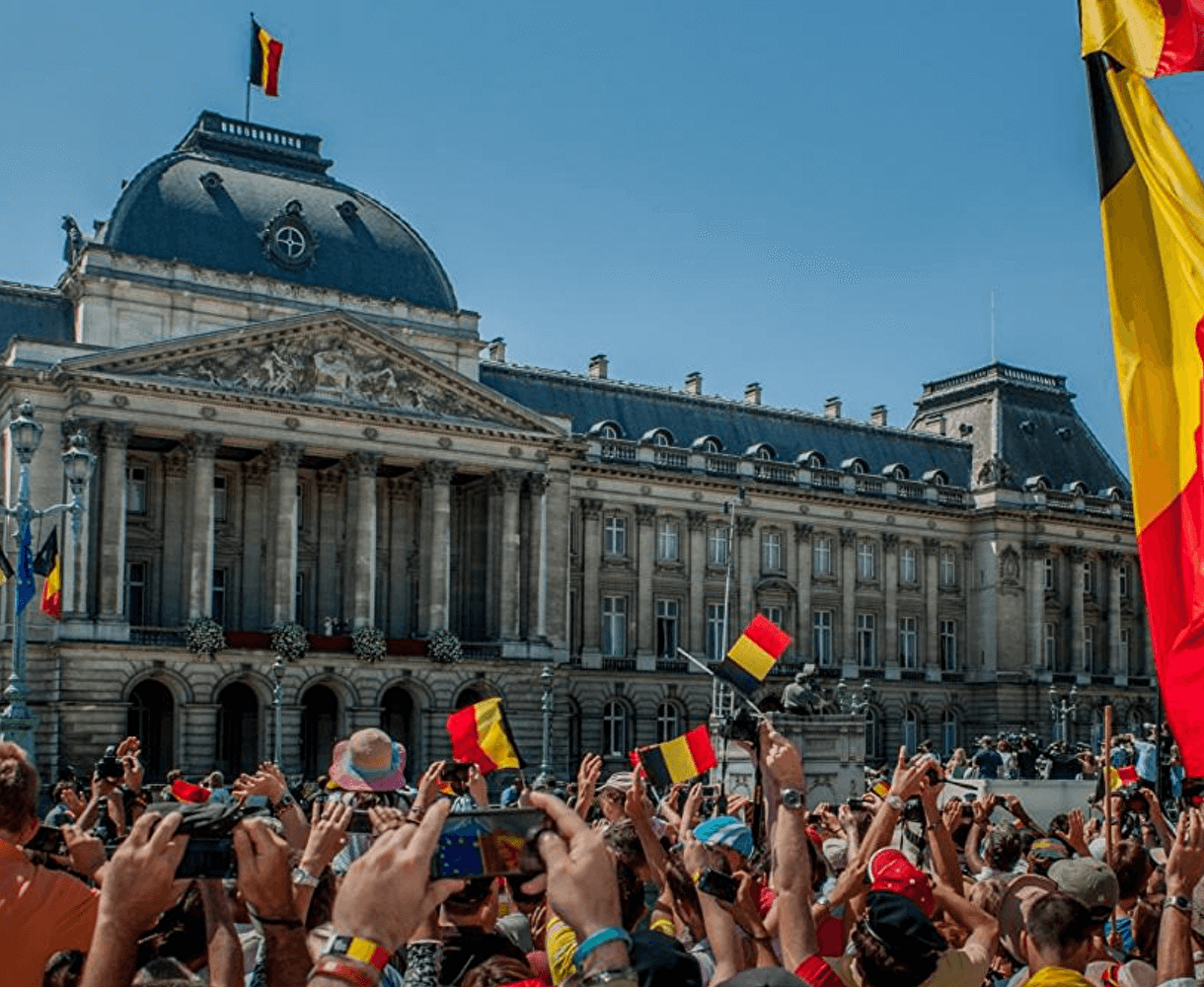 Your program to party like a true Belgian for National Day 🇧🇪