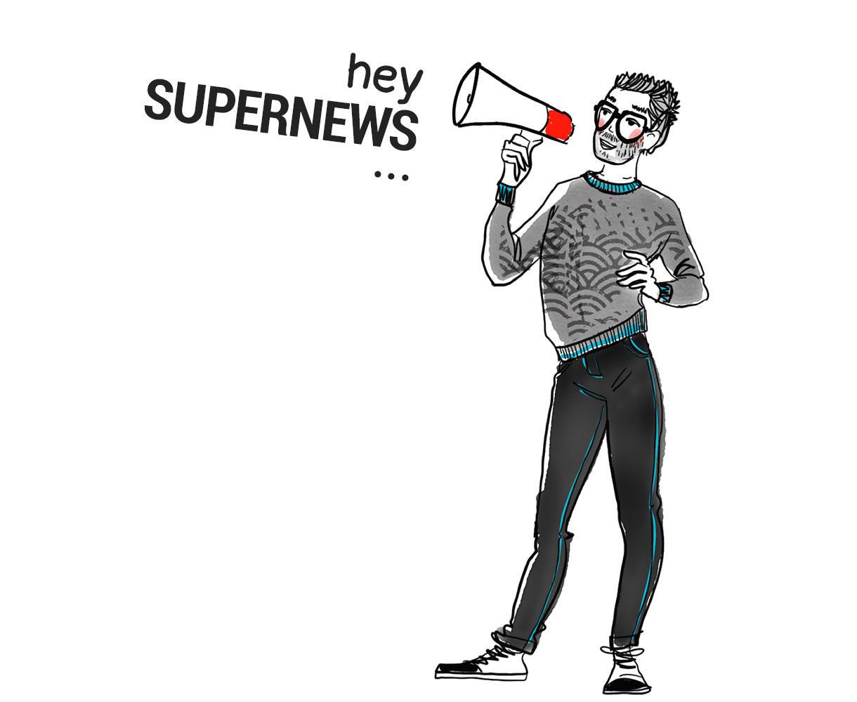 Supermiro cherche un STAGAIRE - SUPERNINJACRÉATIF