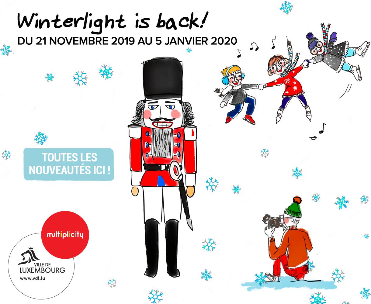 Winterlights 2019 is back et te réserve plein de nouveautés !
