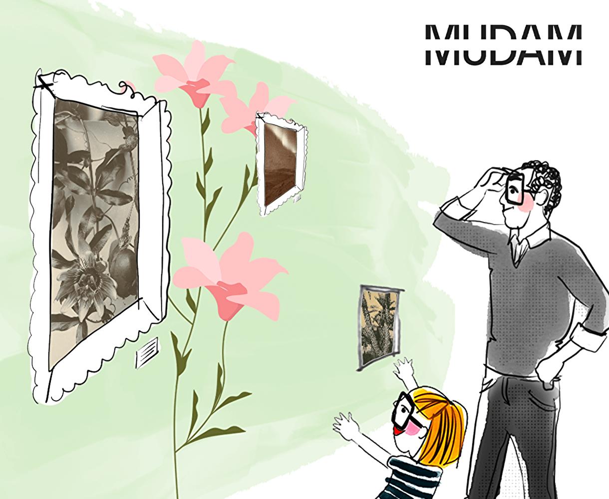 FLOWER POWER AU MUDAM !