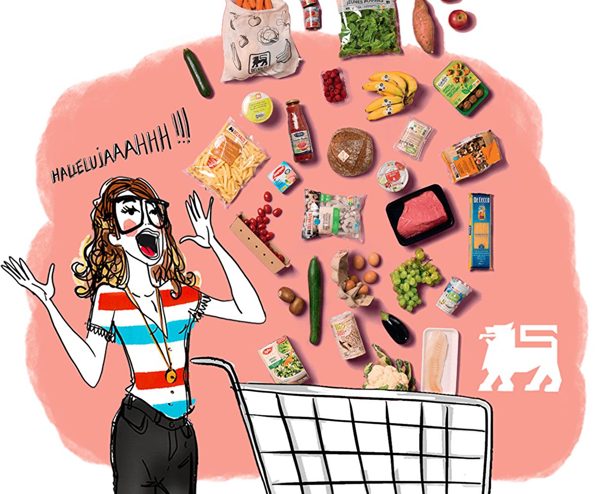 Des milliers de produits à prix réduit, et ce ne sont pas des salades !